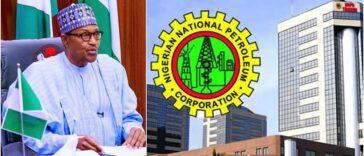 Buhari Incorporates NNPC Limited, Appoints Ararume, Okadigbo, Kyari Into Board
