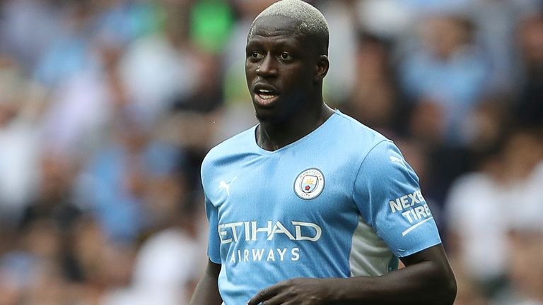 Man City Player, Benjamin Mendy Charged With 4 Counts Of Rape And Sexual Assault