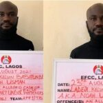 Man Arrested For Impersonating EFCC Officials To Defraud 'Yahoo Boys' Of N38m