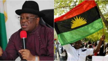 South-East Is Gradually Being Destroyed By IPOB Sit-At-Home - Governor Umahi