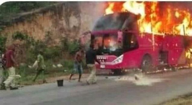Nigerian Police Speaks On Alleged Killing And Burning Of 230 Igbo Travelers In Jos