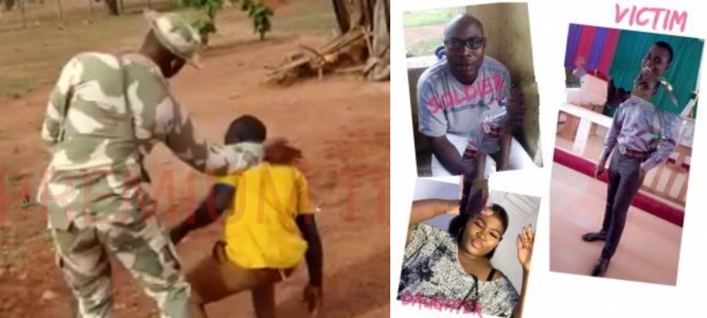 Nigerian Soldier Kills 22-Year-Old 'Only Son' For Slapping His Daughter In Ogun Church