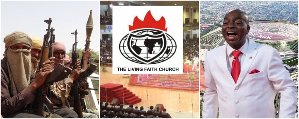 Gunmen Invades Bishop Oyedepo's Living Faith Church In Kogi, Abducts Members