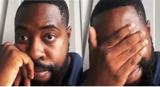 Man Beaten Mercilessly By His Girlfriend's Lover After He Caught Them Having Sεx [Video]