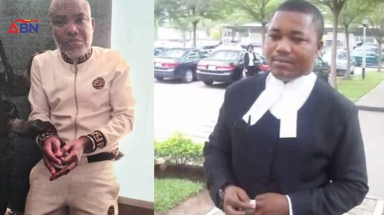 Nnamdi Kanu Must Appear In Court, Many People Don't Believe He's Still Alive - Lawyer