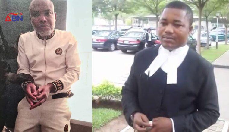 Lawyer Ifeanyi Ejiofor Speaks On Nnamdi Kanu's Rumoured Transfer To India