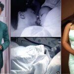 BBNaija: Married Housmate, Tega Caught Having Sεx With Boma Under Duvet [Video]