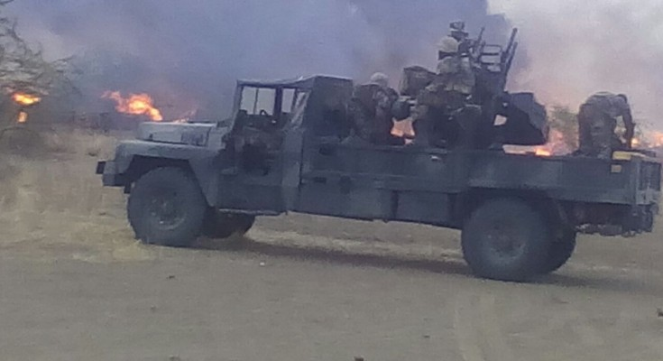 17 People Killed As Boko Haram Terrorists Attack Borno Town, Raze Houses And Cars