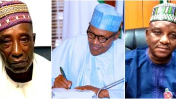 Buhari Sacks Ministers Of Agriculture And Power, Says Their Contributions Are 'Weak'