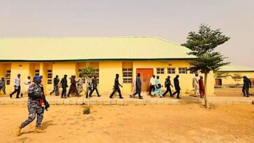 Bandits Abducts 73 Students From Government Day Secondary School In Zamfara