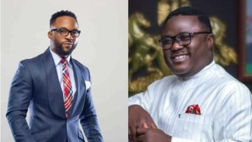 Iyanya Bags Political Appointment In Cross River, Becomes SSA To Governor Ben Ayade