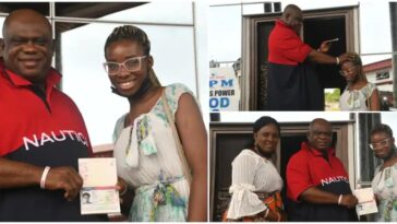 Nigerian Church Sponsors Young Girl To Study In US With Offerings And Tithes Money