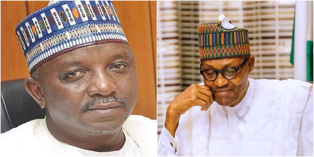Minister Of Power, Saleh Mamman Collapses, Hospitalised After Buhari Sacked Him