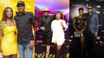 """""""I Am Not A Fool"""" – Annie Idibia Accuses 2Face Of Sleeping With His Baby Mama, Pero"""