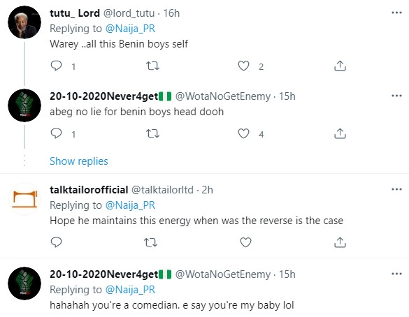 I Will Beat My Girlfriend's Father If He Shouts At Her In My Presence – Nigerian Man 3