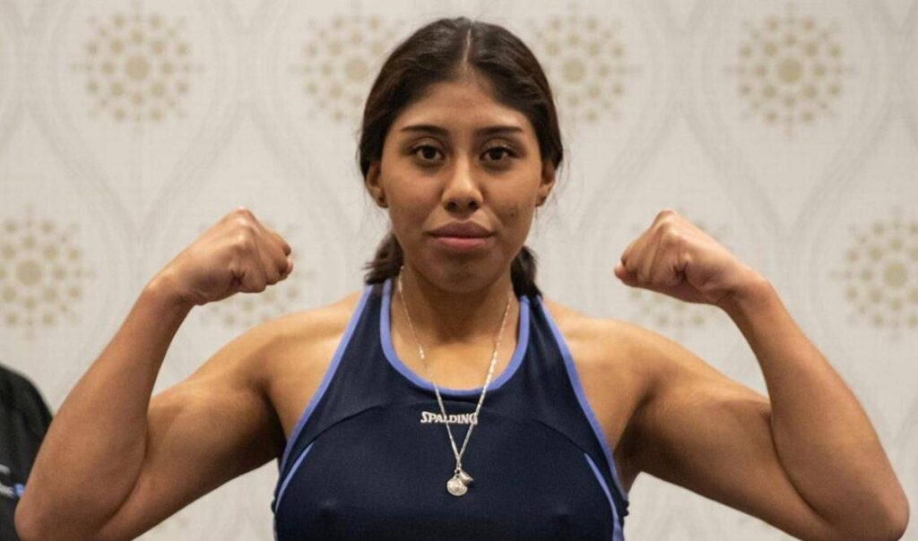 18-Year-Old Female Boxer, Jeanette Zapata Dies After Being Knocked Out In A Fight