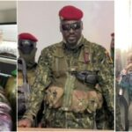 Military Coup In Guinea As Soldiers Overthrow President Alpha Conde, Detain Him