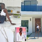 Runtown's 21-Year-Old Ex-Girlfriend, Adut Akech Buys $3.7million House In America