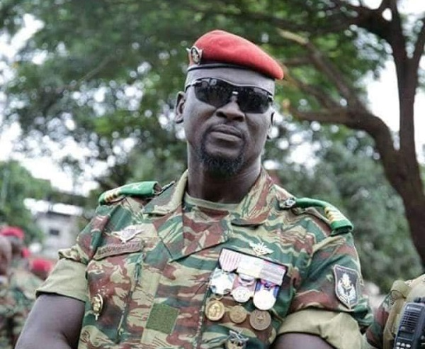What You Should Know About Guinea's Coup Leader, Colonel Mamady Doumbouya