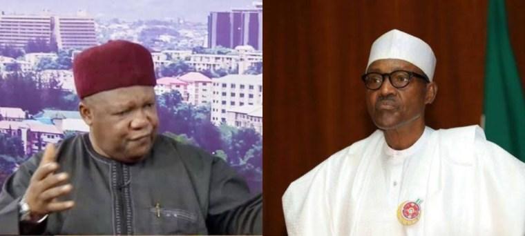 Buhari Pushing For 'Islamisation And Fulanisation' Of Nigeria - Obadiah Mailafia