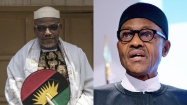 Nnamdi Kanu Drags Nigerian Government To Court, Demands N5bn Compensation