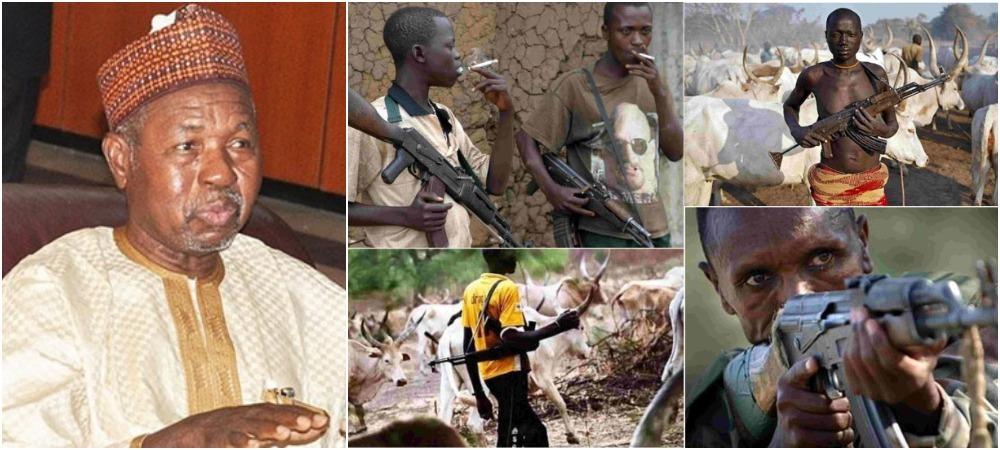 Governor Masari Is A Drunkard For Saying 'Most Bandits Are Fulani' - Miyetti Allah
