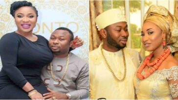 Tonto Dikeh Threatens To Kill Churchill With 'Rat Poison' If They Weren't Divorced [Audio]