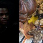 Nigerian vlogger, Gbenga Adewoyin Offers N1million To Anyone Who Can Prove Juju Is Real