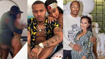 Diddy Caught Kissing Joie Chavis, Bow Wow And Future's Baby Mama [Photos]