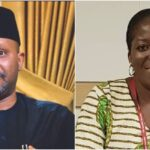 Buhari Sacks NAPTIP DG, Basheer Mohammed, Replaces Him With Fatima Waziri-Azi