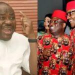 Wike Slams Umahi For Praying That God Gives Nigeria Another President Like Buhari