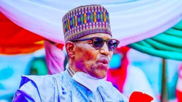 Buhari Says He Wants To Be Remembered As A President Who Stabilised Nigeria