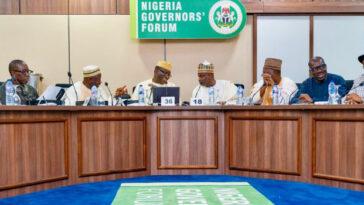 Nigerian Governors Sue FG Over Stamp Duties, Demand Remittance Of N176 Billion