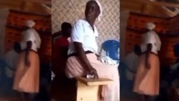 Drama As Angry Woman Storms Church To Take Back All Her Tithes And Offerings [Video]
