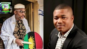 """""""We Are Winning"""" - Nnamdi Kanu's Lawyer Says After Buhari's Visit To Imo State"""