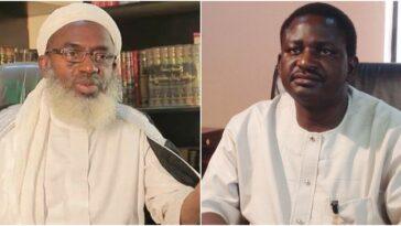 """You're A Bootlicker"" - Sheikh Gumi Slams Femi Adesina For Calling Him 'Bandit Lover'"