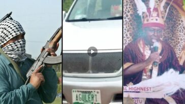 Anambra Monarch Killed By Gunmen After He Was Suspended For Visiting Buhari