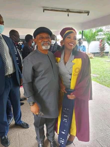 Shehu Sani Mocks Nigerian Leaders As Chris Ngige's Daughter Graduates From UNILAG 6