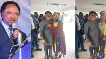Shehu Sani Mocks Nigerian Leaders As Chris Ngige's Daughter Graduates From UNILAG