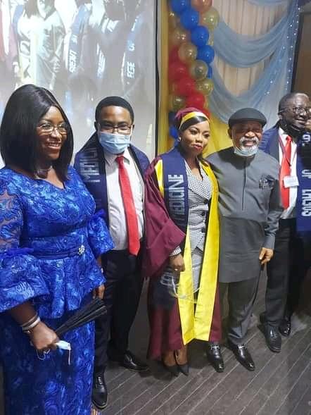 Shehu Sani Mocks Nigerian Leaders As Chris Ngige's Daughter Graduates From UNILAG 4