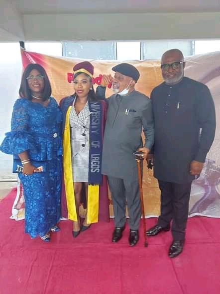 Shehu Sani Mocks Nigerian Leaders As Chris Ngige's Daughter Graduates From UNILAG 2