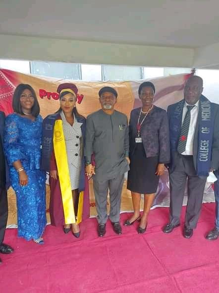 Shehu Sani Mocks Nigerian Leaders As Chris Ngige's Daughter Graduates From UNILAG 1
