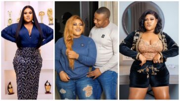 I Won't Leave Marriage Even If My Husband Cheats On Me - Actress Nkechi Blessing