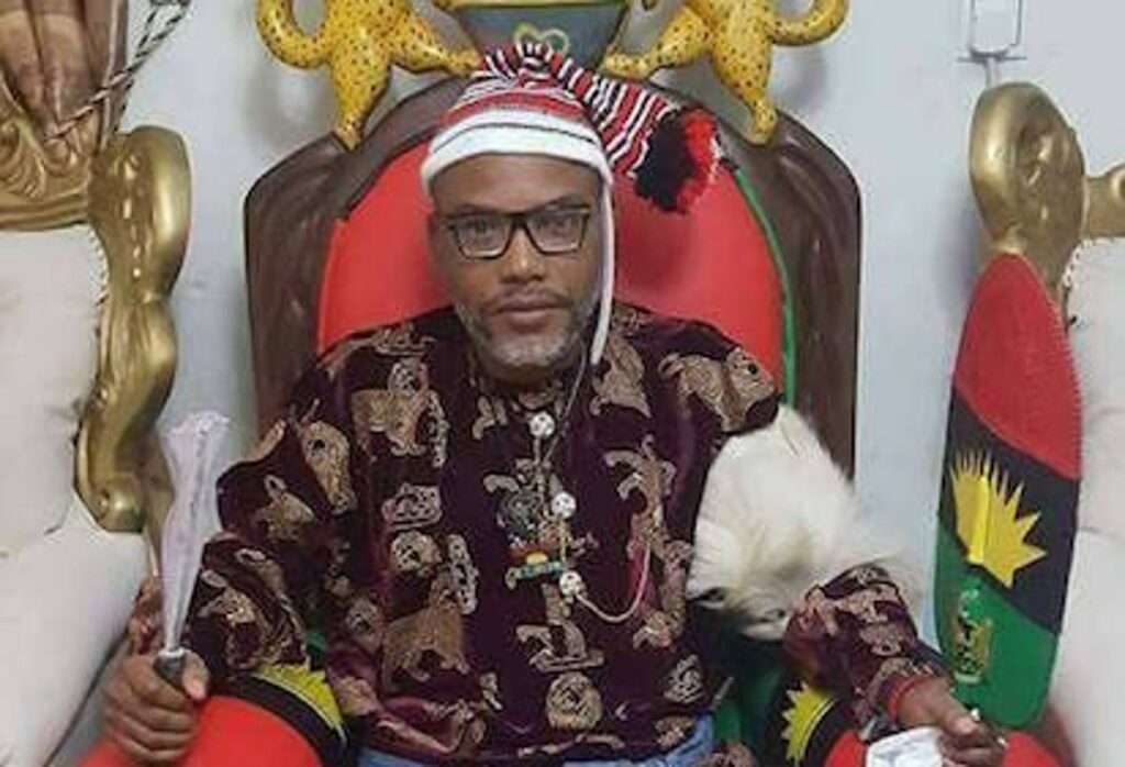 Nnamdi Kanu's Actions Affecting Igbo Chances Of Producing President - Ohanaeze