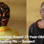 How A Man Assaulted And Raped 27-Year-Old Woman For Not Greeting Him [Video]