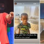 Comedian Bovi Puts Up His Last Son For Sale After He Broke Their Television [Video]