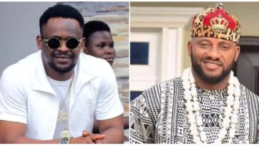 Yul Edochie Claims Zubby Michael Is The Richest Actor In Nigeria