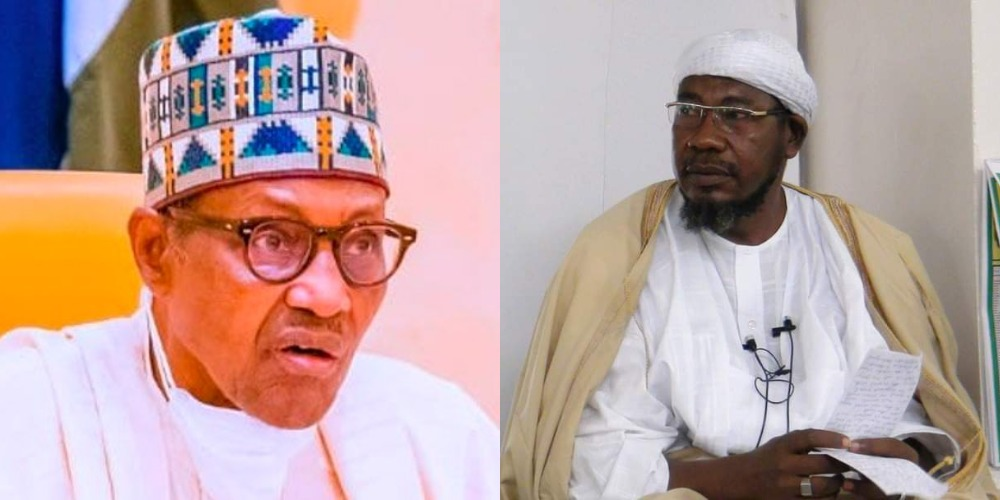 """""""Praying For Buhari's Government Is A Waste Of Time"""" - Sheikh Muhammad Khalid"""