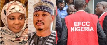 Governor Ganduje's Son Flees To Egypt After Reporting His Mother To EFCC Over Fraud
