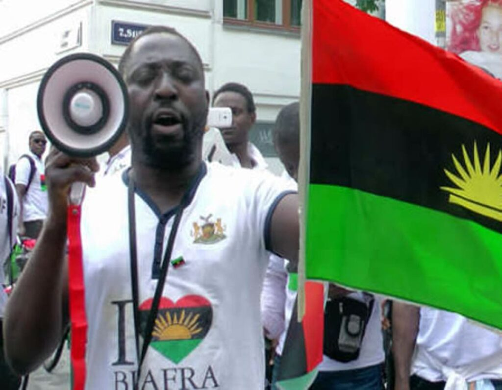 We Will Cut Off The Ears Of Anyone Enforcing Monday Sit-At-Home Order - IPOB